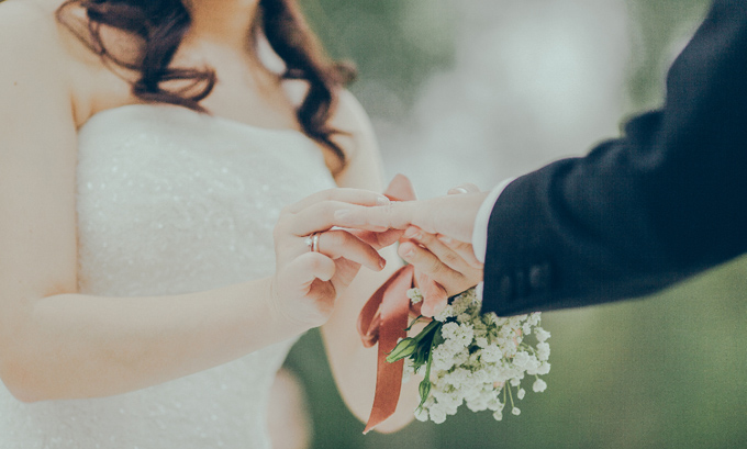 出会い系で結婚したカップル