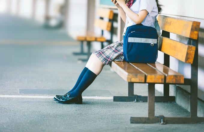 女子高生と出会いたい